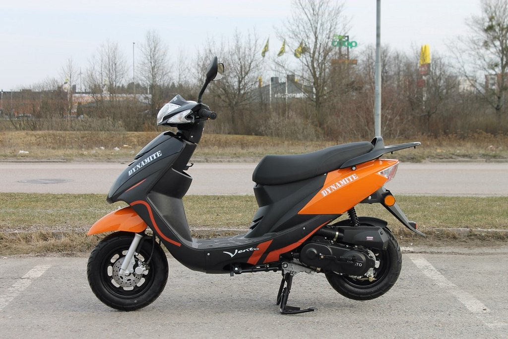 Vento Dynamite 25 Moped / Scooter Euro4