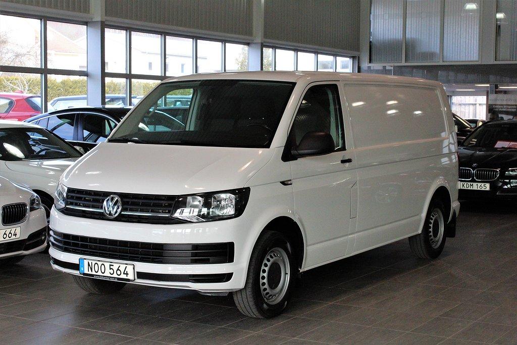 Volkswagen Transporter 2.0 TDI 340 LÅNG  DRAG VÄRMARE