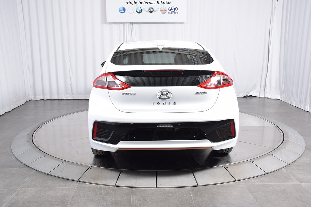 Hyundai IONIQ Electric Premium Plus Testvinnare