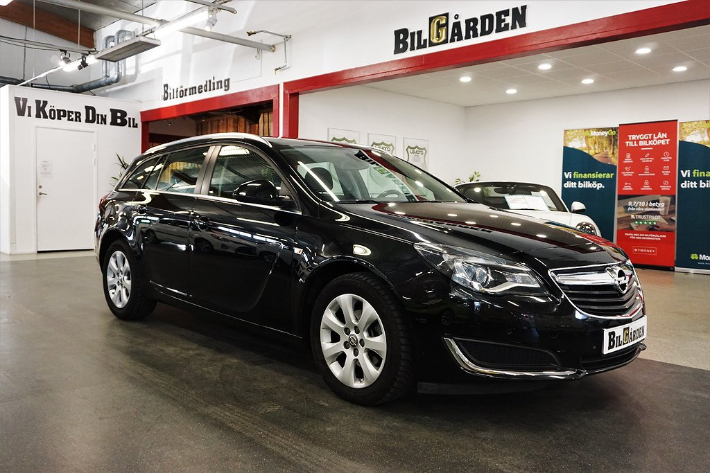 Opel Insignia Sports Tourer 1.6 CDTI Automat