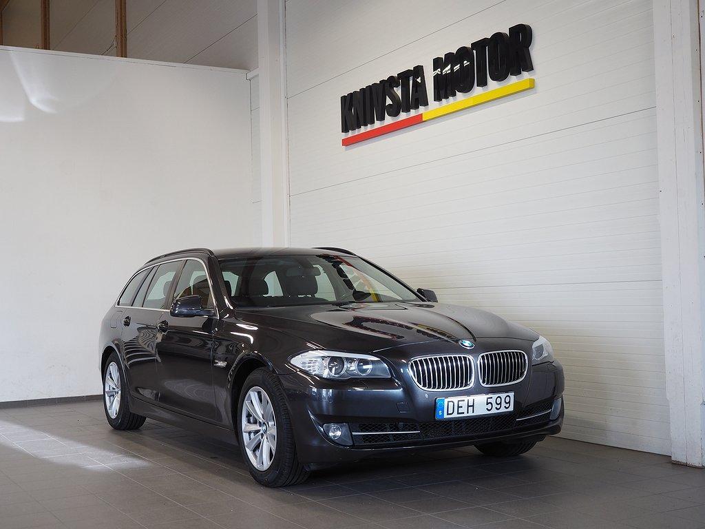 BMW 528 i xDrive Touring AUT M-VÄRM DRAG 245hk 2013