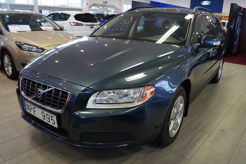 Volvo V70 2.0 Flexifuel Kinetic 145hk