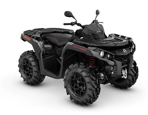 Can-Am Outlander 650 PRO T