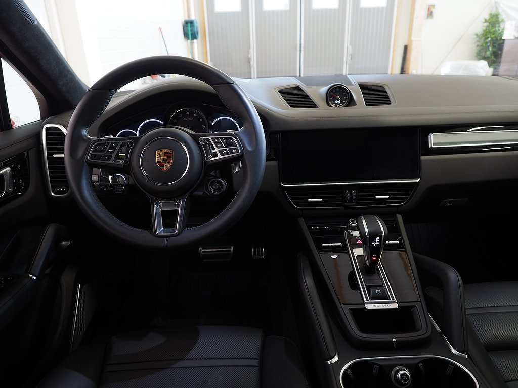 Porsche Cayenne Turbo Coupé Aut S 550hk 2020