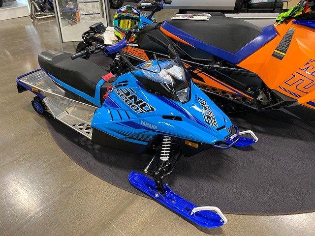 Yamaha SnoScoot ES 200cc i butiken