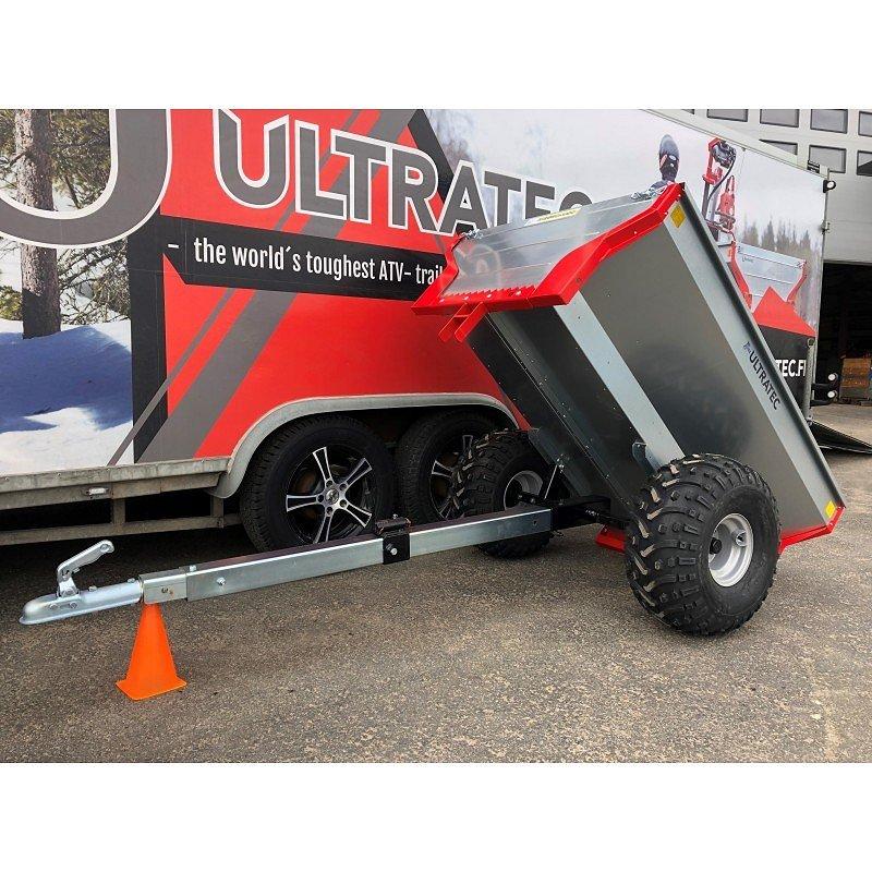 Övriga Ultratec tippbar ATV vagn