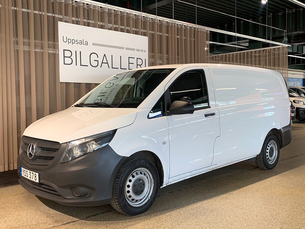 Mercedes-Benz Vito 116 d 7G-Tronic Plus Euro 6 163hk