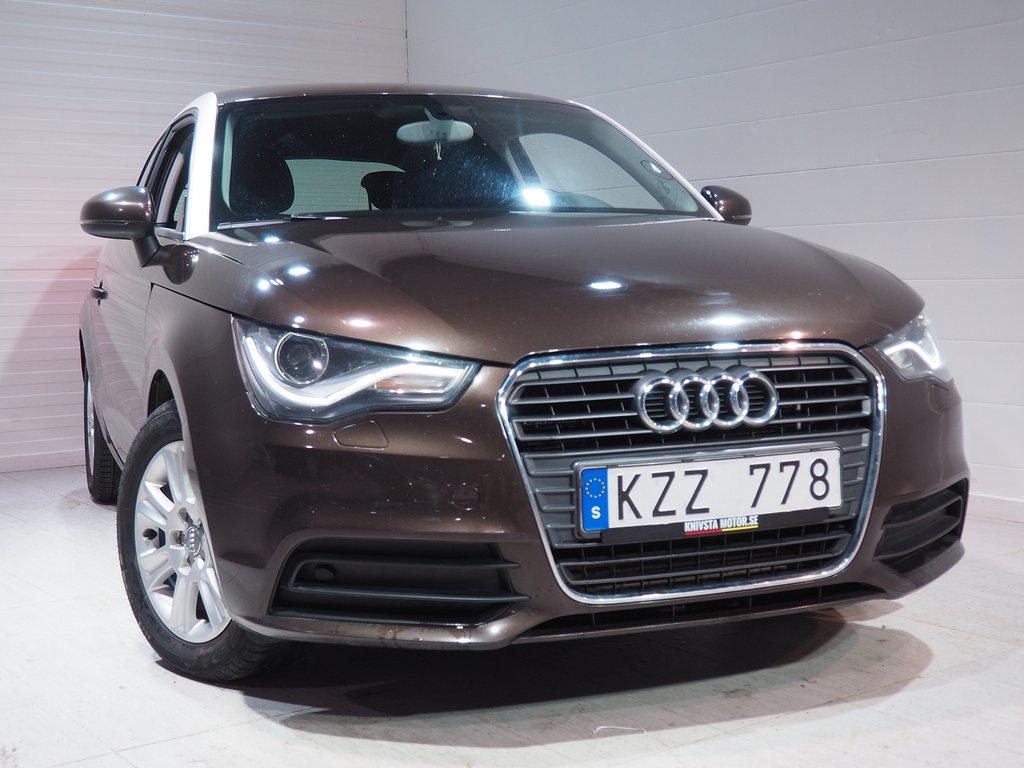 Audi A1 1.6 TDI Proline 105hk 2011