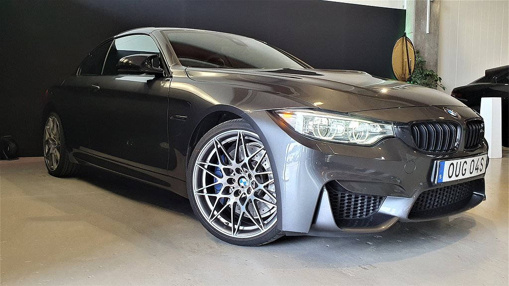 BMW M4 M Competition DCT Convertible 450 hk