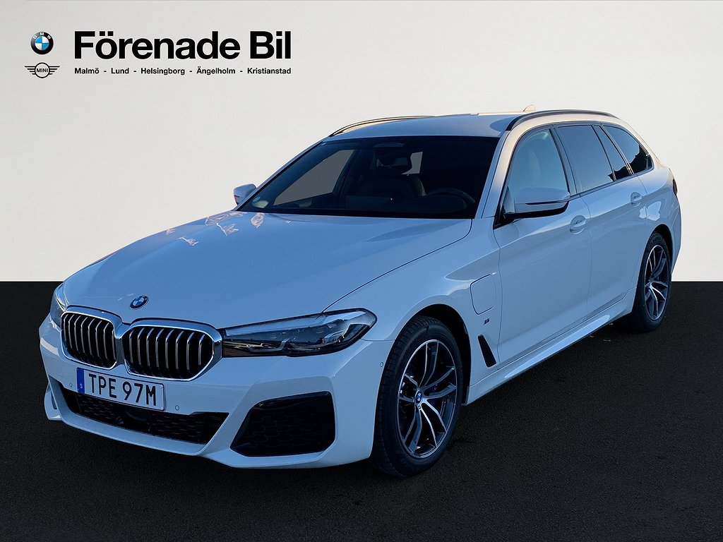 BMW 530e xDrive Touring M Sport Aut Nav Drag Hifi