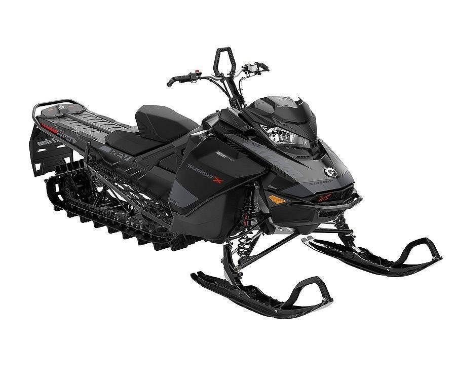 """Ski-doo Summit X 165"""" 850 E-TEC -20"""