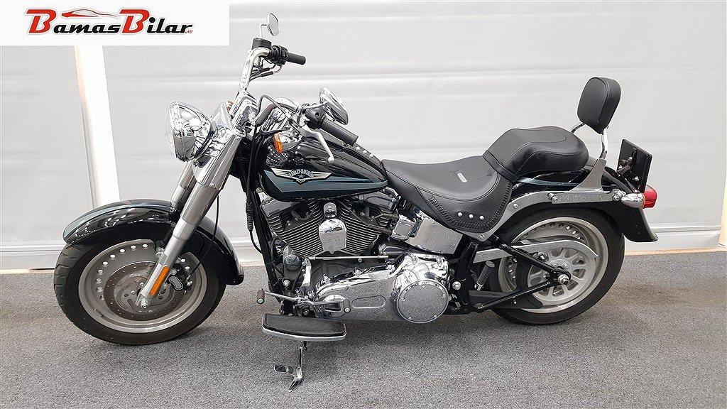 Harley-Davidson Fat Boy 1,6Twin Cam 96B Endast 390 Mil