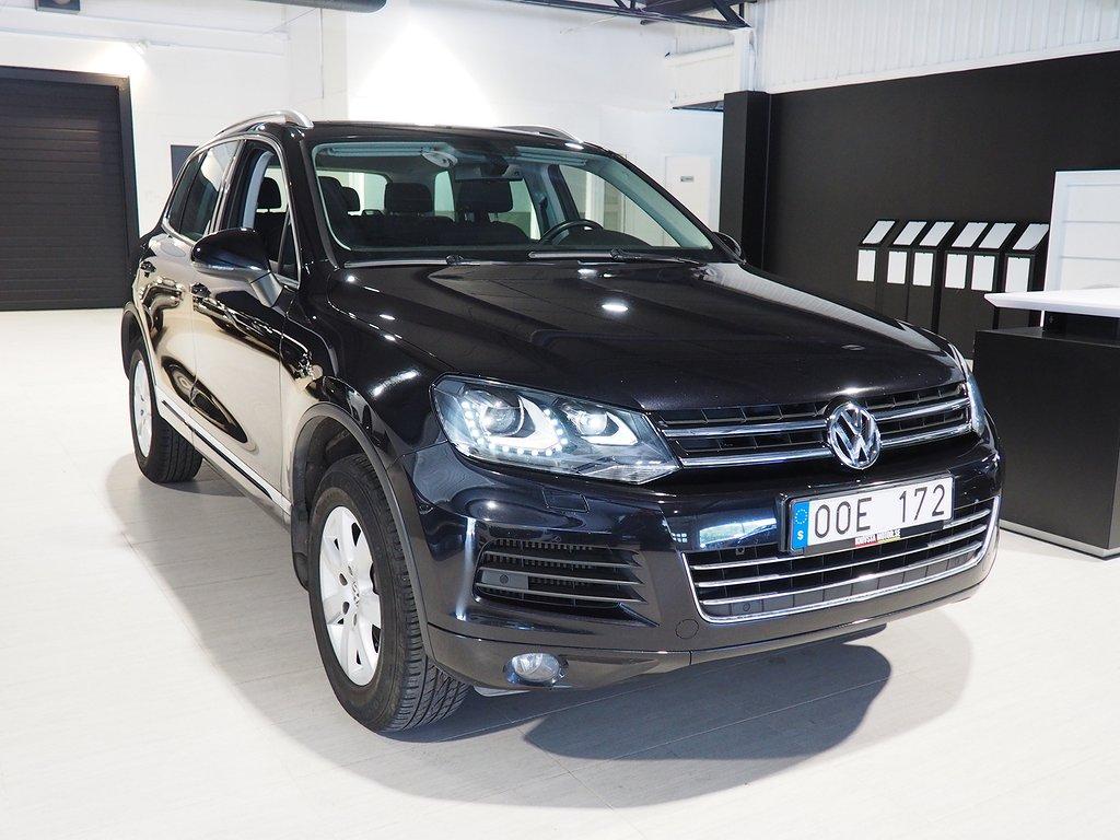 Volkswagen Touareg 3.0 V6 TDI 4M Dieselv Drag 2014