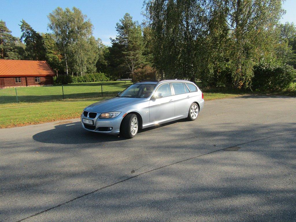 BMW 328 i Touring Automat 233hkskinn