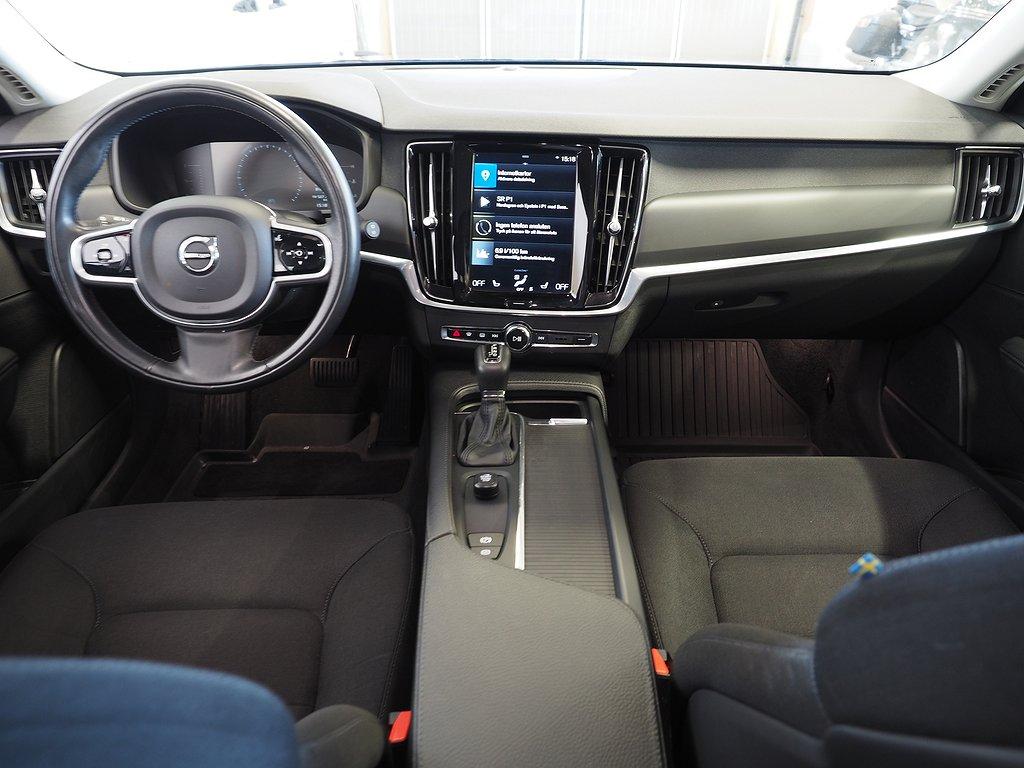 Volvo V90 D4 Aut DRAG, Volvo on call 2018