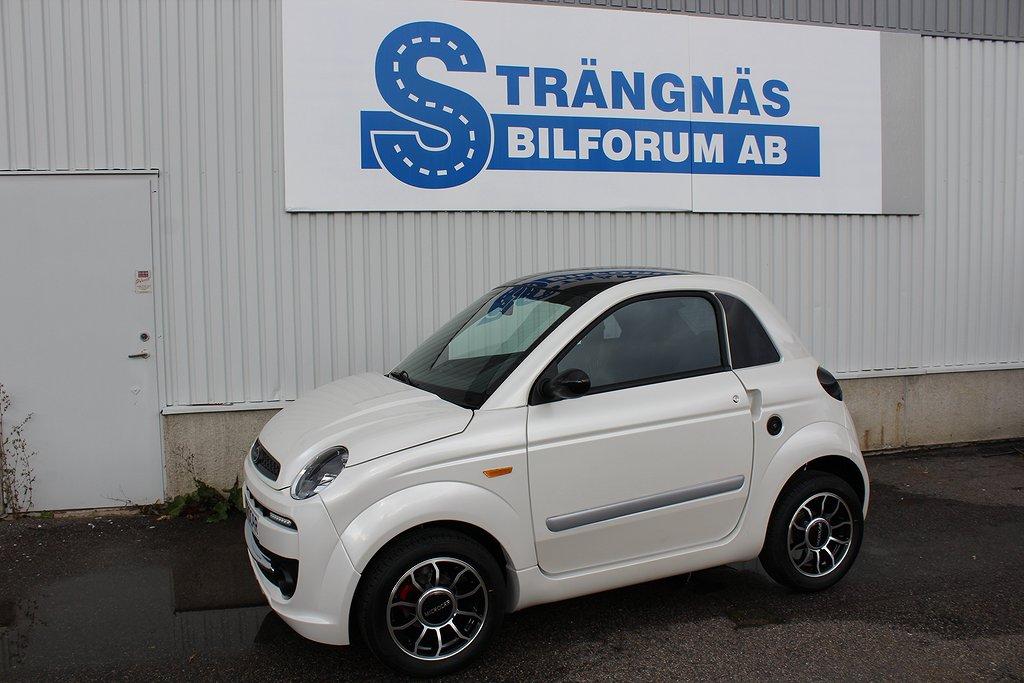 """Microcar Due Mopedbil """"Superkampanj"""""""