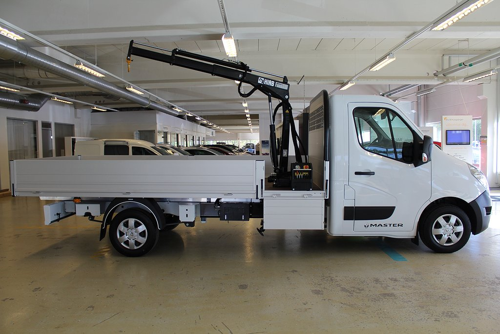 Renault Master III ChaEnk phII dCi 145 L3H1 f