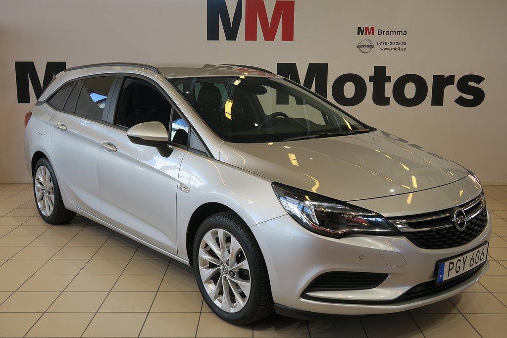 Opel Astra Sports Tourer 1.6 CDTI KROK Euro 6 136hk