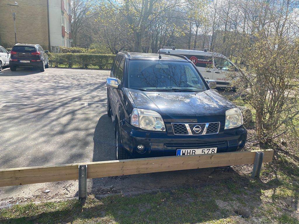 Nissan X-Trail 2.5 4x4 Automat 165hk