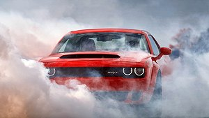 Dodge Challenger SRT Demon är ensitsig