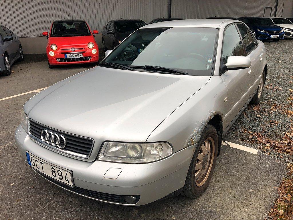 Audi A4 1,8 T Gör det själv!
