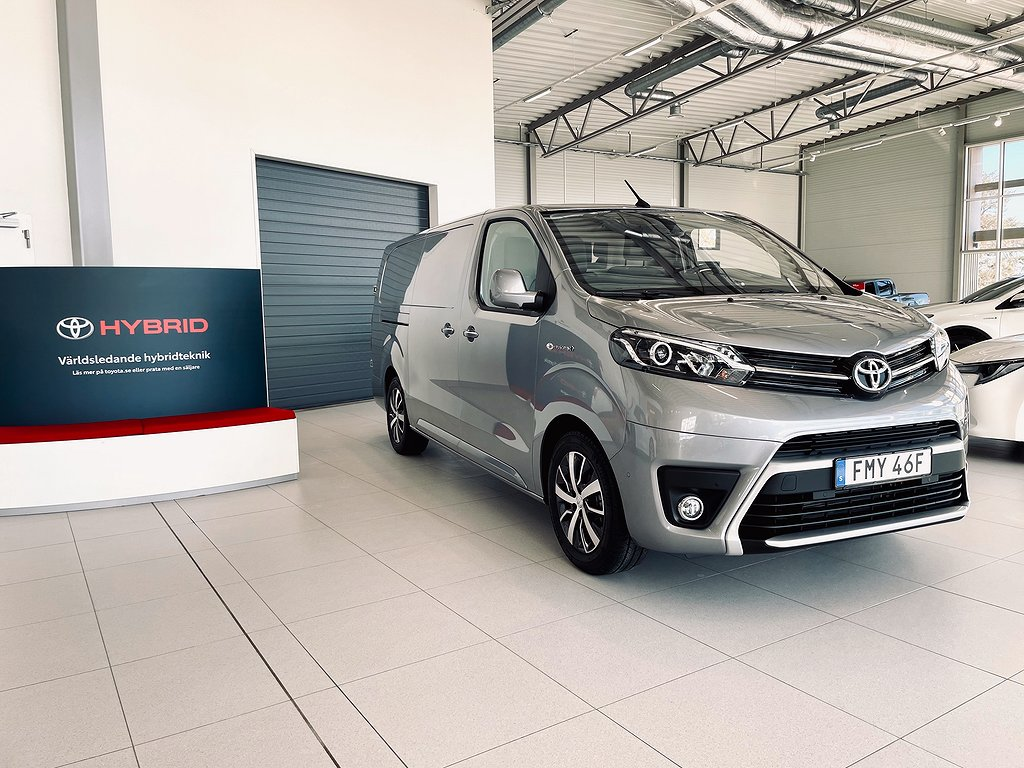 Toyota ProAce Electric Long 75kwh (136hk) Aut