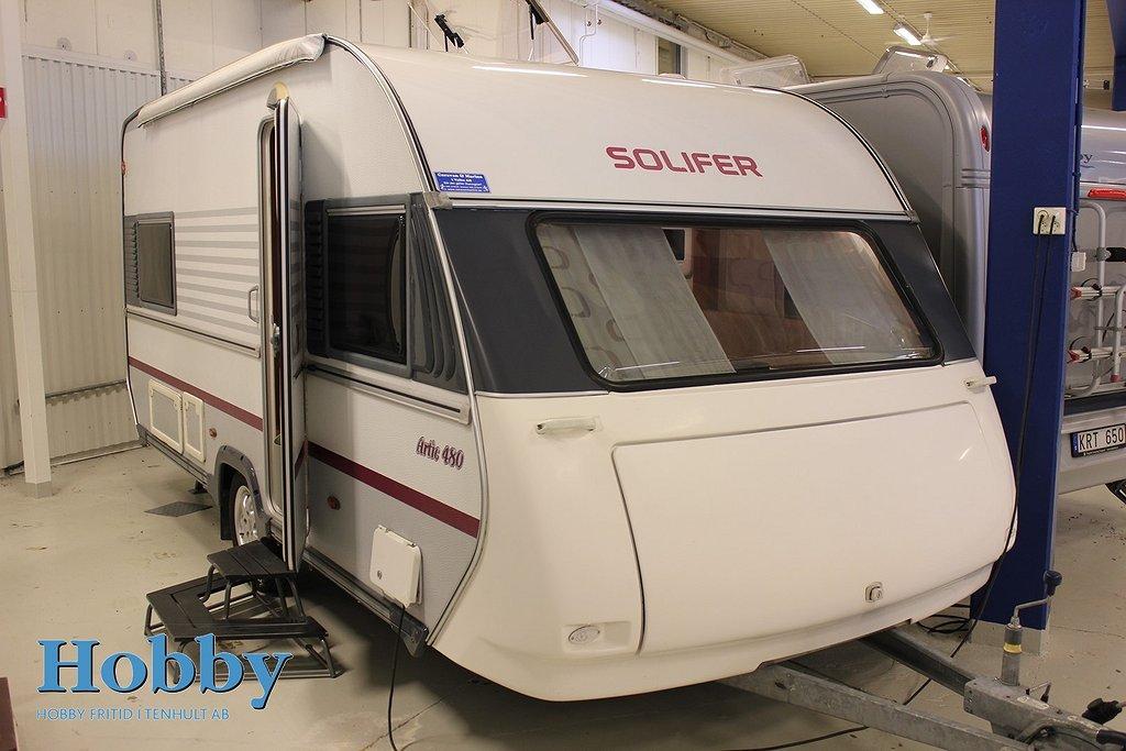 Solifer Artic 480 Förtält/Markis