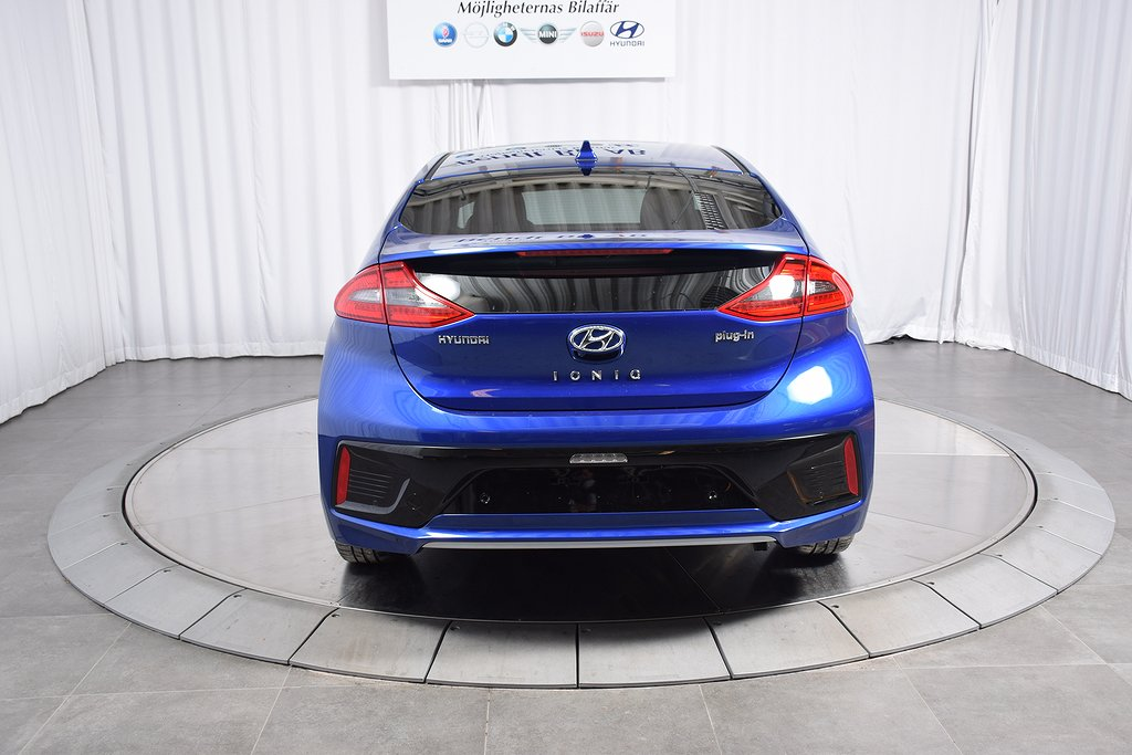 Hyundai IONIQ Plug-in Hybrid PremiumPlus