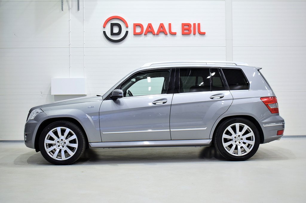 Mercedes-Benz GLK 220CDI 170HK 4MATIC FULLSERV.MB DRAG