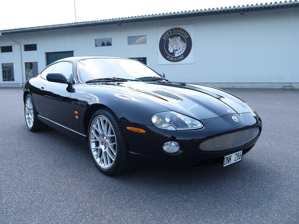 Jaguar XKR Lågmil, sista utförandet!