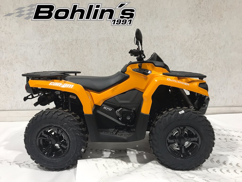 Can-Am Outlander DPS 570 T3B ABS -18