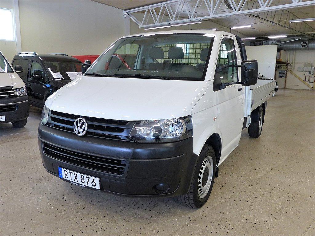 Volkswagen Transporter T5 Pickup EH TDI 102 hk Proline Drag Värmare Cargopa