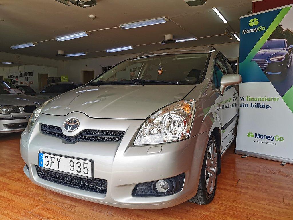 Toyota Corolla Verso 2.2 D-4D 7-sits 136hk