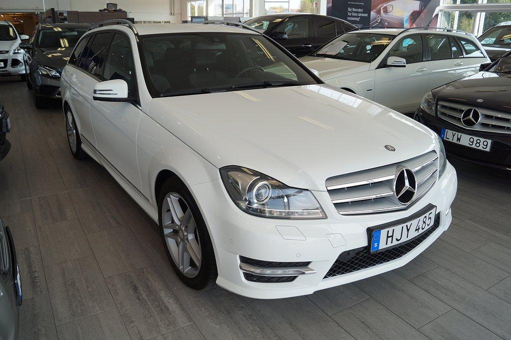 Mercedes-Benz C 220 CDI / AMG / Dragkrok