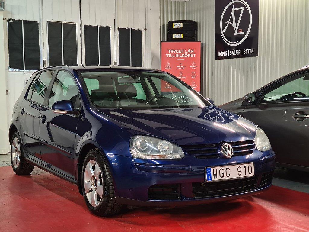 Volkswagen Golf 5-dörrar 2.0 TDI 140hk taklucka S&V