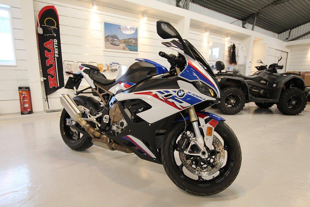 BMW Motorrad S 1000 RRM M 207hk