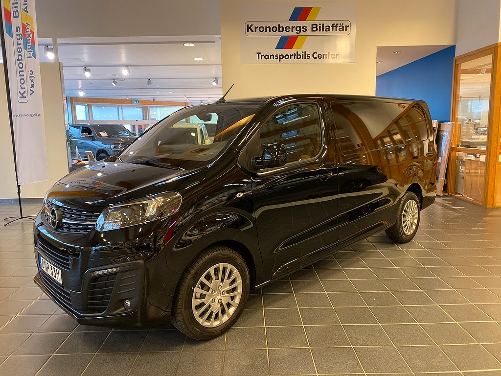 Opel Vivaro Launch L3H1 180hk AUT DEMO