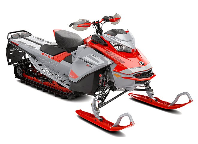 Ski-doo Backcountry XRS 154 850 E-Tec VIP