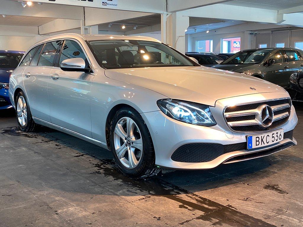 Mercedes-Benz E 200 T d Drag Gps Euro 6 150hk