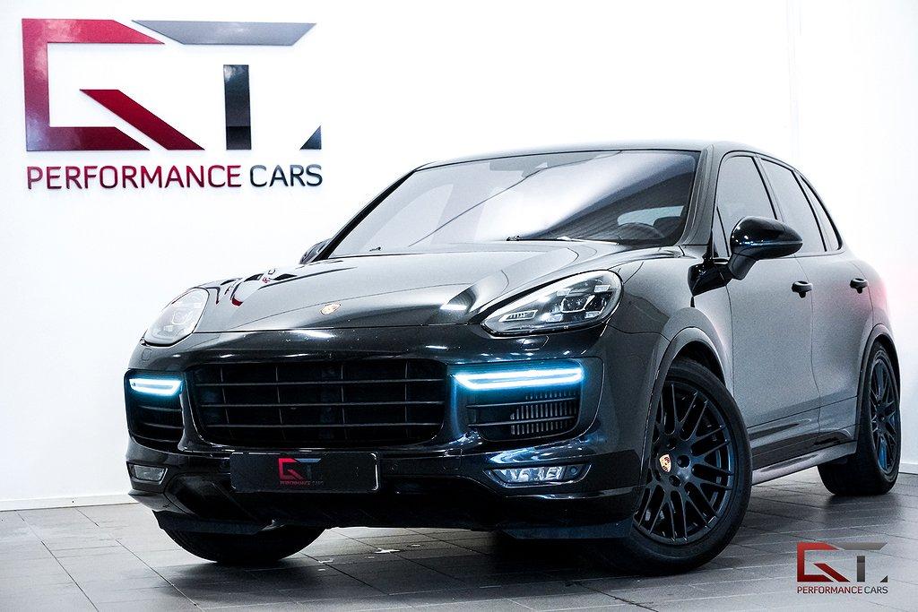 Porsche Cayenne GTS Sport Chrono PASM Drag Värmare