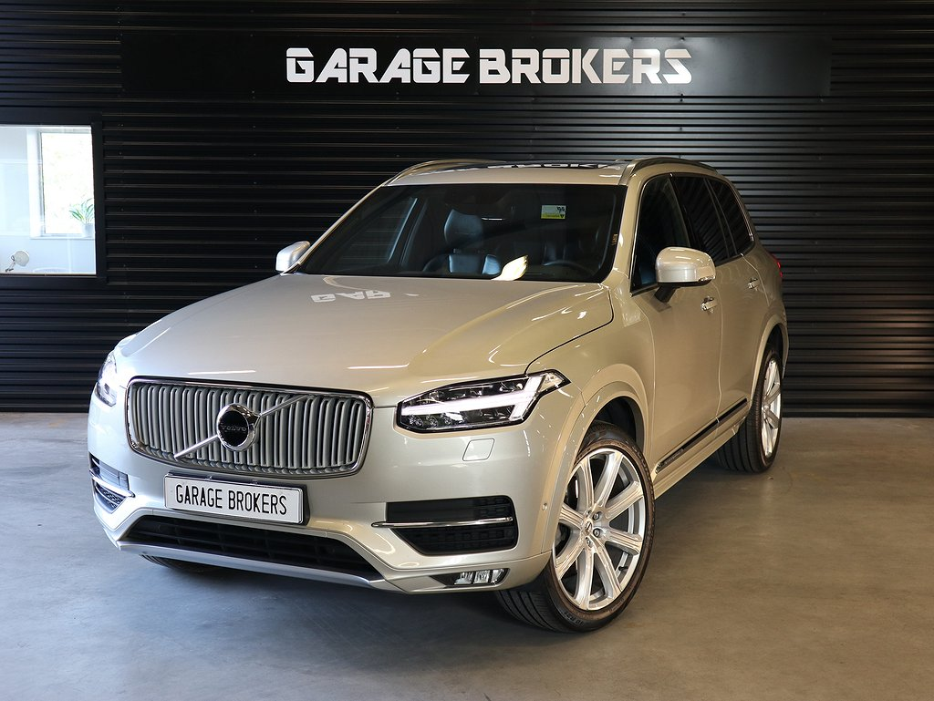 Volvo XC90 D4 AWD Geartronic Inscription 7-sits