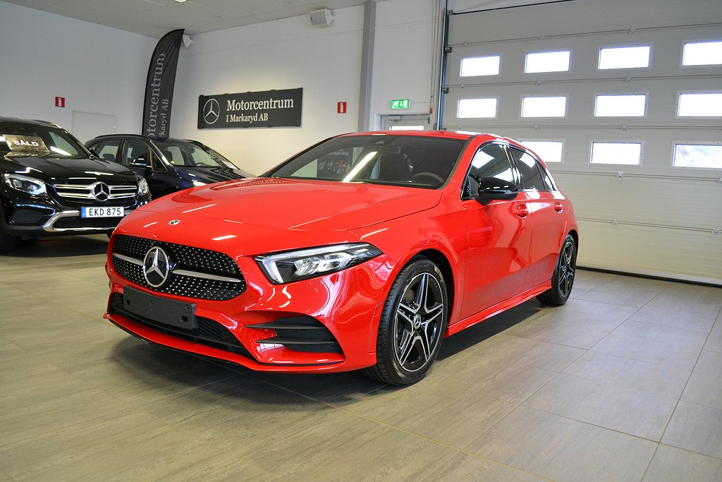 Mercedes-Benz A 180 AMG Night Package