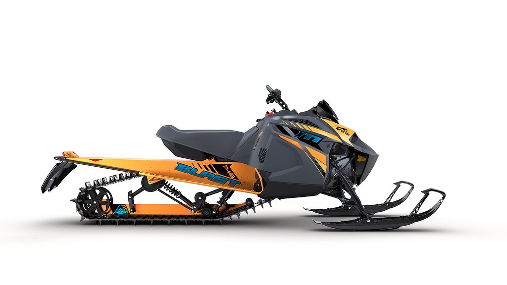 Arctic Cat Blast Mountain Alpha 146