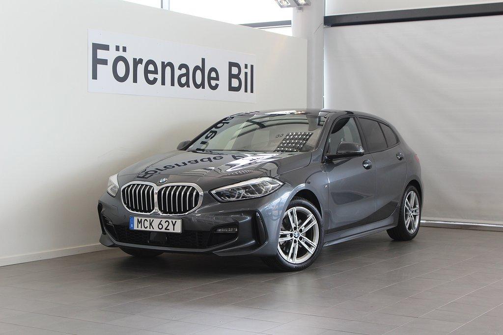 BMW 118 i M Sport Rattvärme