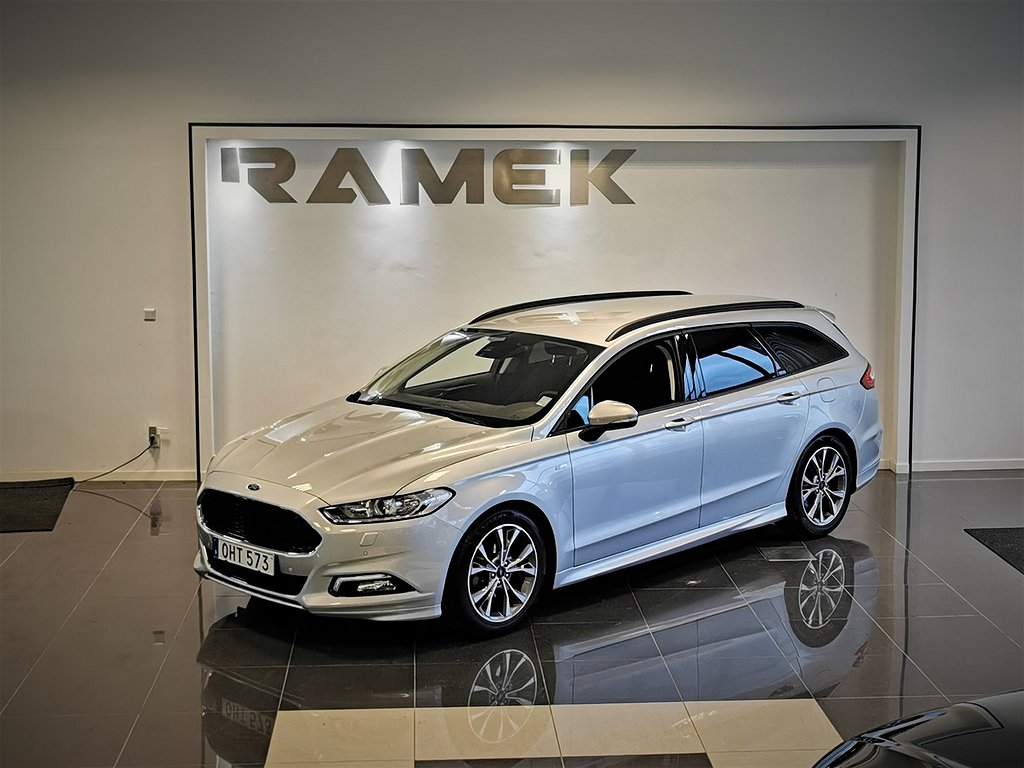 Ford Mondeo 1.5 EcoBoost ST Line Euro 6 160hk
