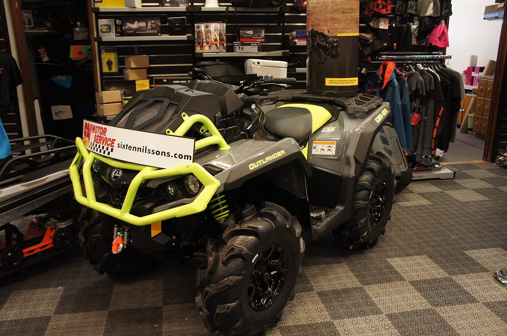 BRP Can-Am Outl 650 Xmr