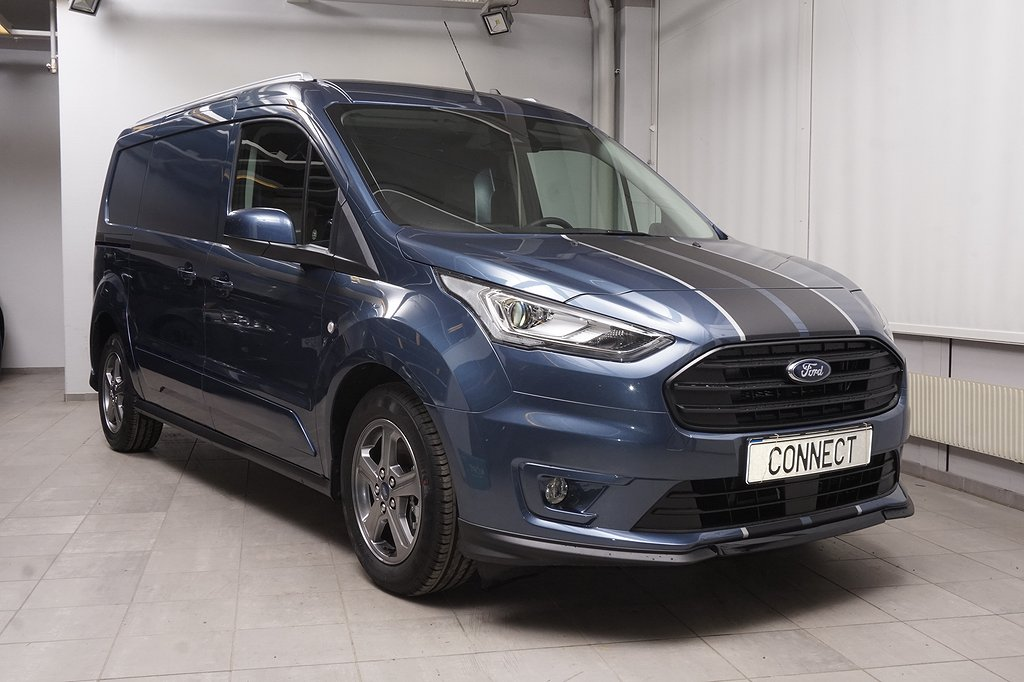 Ford Connect 1,5 120HK L2 SPORT OMG LEVERANS