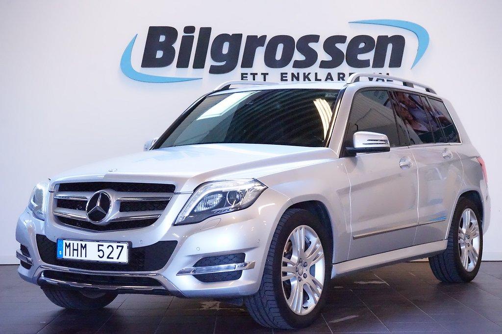 "Mercedes-Benz GLK 220 CDI 170hk 4MATIC Navi Drag 19"" Paddlar"