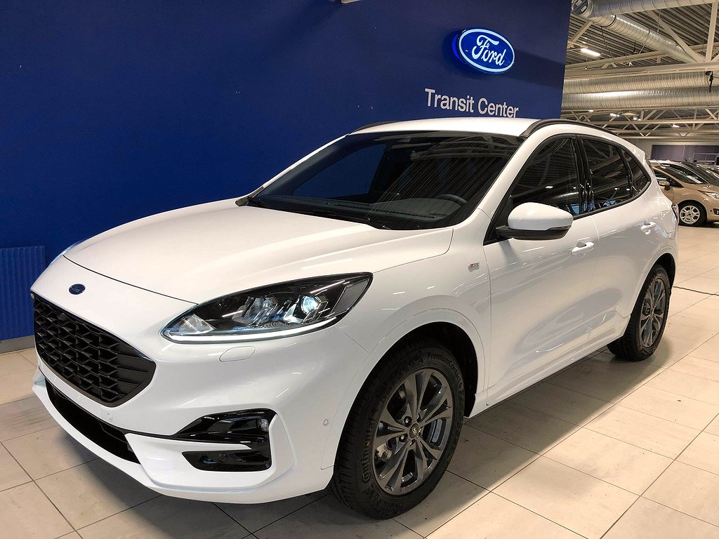For sale - Ford Kuga 2.0 EcoBlue AWD Automatic, 190hp ...