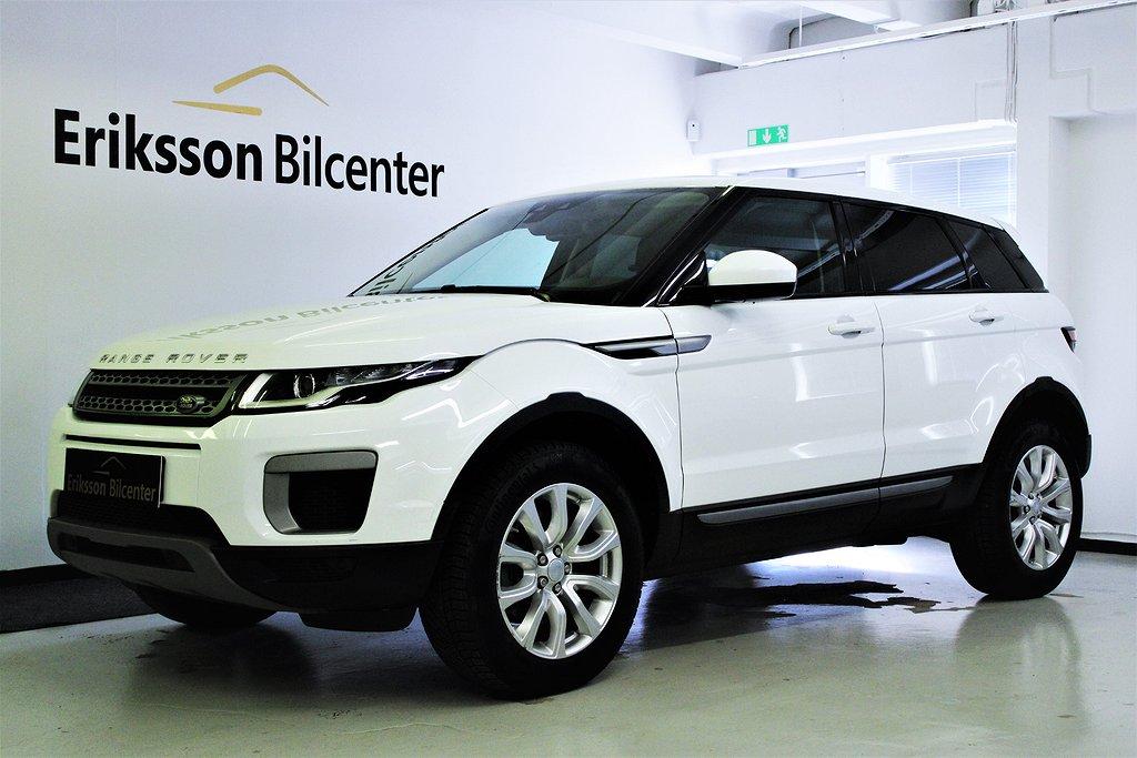 Land Rover Range Rover Evoque 2.0 4WD Automat 150hk Eu-6